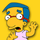 The Simpsons - Milhouse Van Houten - Bio & Episode Appearances