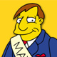 The Simpsons - Mayor Quimby - Bio & Episode Appearances
