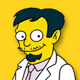 The Simpsons - Dr. Nick Riviera - Bio & Episode Appearances