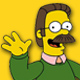 The Simpsons - Ned Flanders - Bio & Episode Appearances