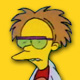 The Simpsons - Cool Kid - Bio & Episode Appearances