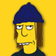The Simpsons - Jimbo Jones - Bio & Episode Appearances