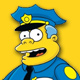 The Simpsons - Chief Wiggum - Bio & Episode Appearances