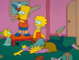 The Simpsons Quotes - Episode 13 - Some Enchanted Evening