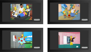 View homertino's Simpsons Cels Gallery