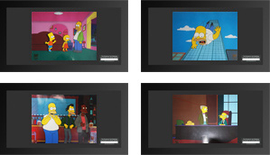 View marlowone's Simpsons Cels Gallery